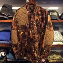NORTH RIVER reindeer tree camo shirt(M)