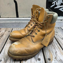Timberland 6inch leather boots(26cm)