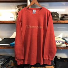 Champion logo fleece sweat (L)