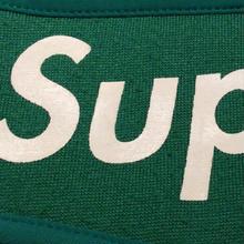 Supereme fleece hair band (Green)