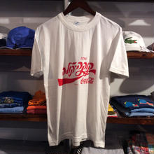 "Hebrew ""Coca Cola"" tee (L)"