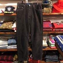 Levi's silvertab Relaxed corduroy pants