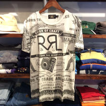 RRL 2cowboys flasher tee(L)