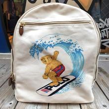 POLO RALPH LAUREN surfin polo bear backpack