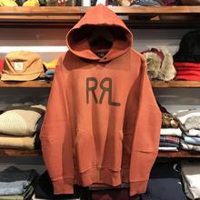 RRL logo hoody (M)