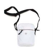 MAGENTA SKATEBOARDS XL POUCH - WHITE