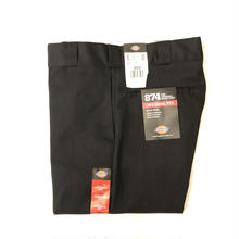 Dickies Original 874 Work Pants - Black