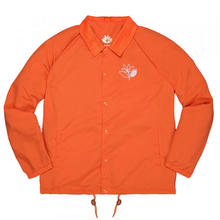 MAGENTA SKATEBOARDS WINDBREAKER OUTLINE - ORANGE