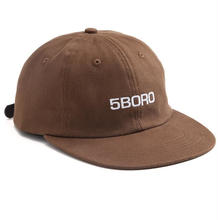 5BORO 5B EXT. LOGO BROWN