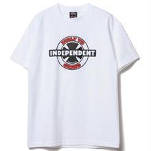 INDEPENDENT BTG TEE - White
