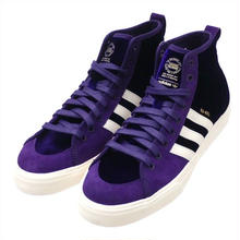ADIDAS MATCHCOURT HIGH RX - DARK PURPLE