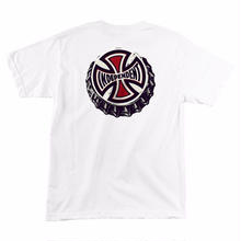 Independent Truck Co.Only Choice Mens Regular S/S-WHITE