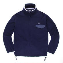 MAGENTA FLEECE - NAVY