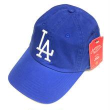 AMERICAN NEEDLE MLB 6PANEL CAP LOSANGELES DODGERS- BLUE/WHITE