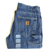 CARHARTT RELAXED CARPENTER JEANS