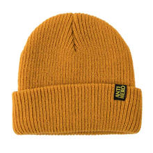 ANTI HERO Blackhero Clip Cuff Beanie - Gold