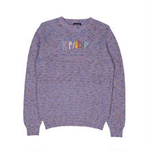 RIPNDIP Multi Knit Sweater (Multi)