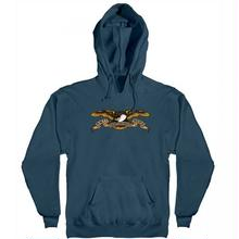 Anti Hero Eagle Pullover Hoody  - Slate Blue