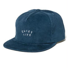 THE QUIET LIFE STANDARD UNSTRUCTURED SNAPBACK - BLUE