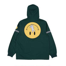 RIPNDIP Everything Will Be Ok Cotton Fisherman Jacket (Hunter Green)