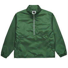 POLAR SKATE CO RIPSTOP ANORAK JACKET - GREEN