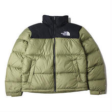 THE NORTH FACE 1996 RETRO NUPTSE JACKET-TAMBLE WEED GREEN