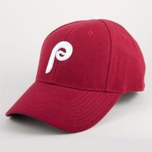 AMERICAN NEEDLE MLB 6PANEL CAP  Philadelphia Phillies - MAROON