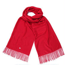 MAGENTA SCARF - RED