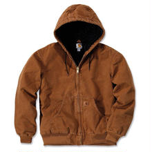 CARHARTT  J130 Sandstone Active Jacket - Carhartt Brown