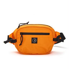 POLAR SKATE CO CORDURA HIP BAG - ORANGE