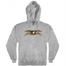 ANTI HERO EAGLE HOODIE - HEATHER GREY