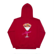 ALLTIMERS BOUQUET HOODY - RED