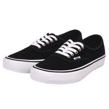 VANS AUTHENTIC PRO - SUEDE BLACK