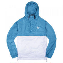 MAGENTA SKATEBOARDS RETRACTABLE JACKET - BABY BLUE