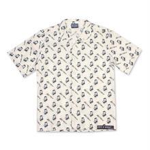 LIFE'S A BEACH Hard Times Collar Shirt - WHITE