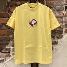 TALL TAIL THINKER TEE - YELLOW