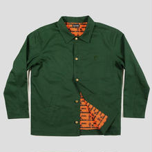 """PASS~PORT """"POOL WORKERS"""" JACKET FOREST GREEN"""