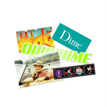 Dime STICKER PACK