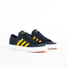 adidas skateboarding MATCHCOURT X HARDIES Navy Yellow White