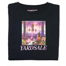 YARDSALE New World Long-sleeve Tshirt Black