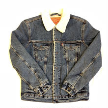 LEVIS SHERPA TRUCKER JACKET - WASH(0041)
