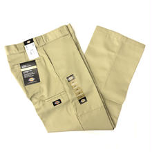 Dickies LOOSE FIT DOUBLE KNEE WORK PANTS -  Khaki