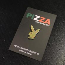 PIZZA SKATEBOARDS PIZZA BOY PIN