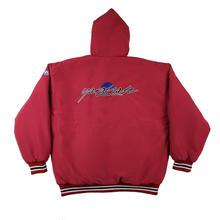 YARDSALE Blazer Jacket - Cardinal
