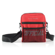 OFFICIAL MELROSE HIP UTILITY BAG - RED
