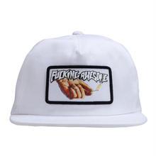 FUCKING AWESOME Pyro Hat - White
