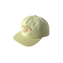 COMESUNDOWN VISIONS CAP Yellow