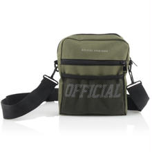 OFFICIAL MELROSE HIP UTILITY BAG - OLIVE