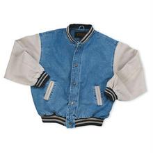 COBRACAPS Cascade Jacket - Washed Denim / Khaki