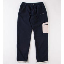 GRIND LONDON FLEECE TREK-BOTTOM - NAVY